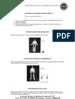 Teoria Posiciones de Taekwondo ITF