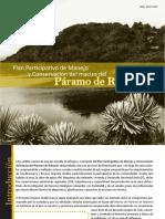 Ej. 1 Plan de Manejo Rabanal