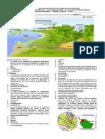 Examen Final de Geografia 6º III Periodo 2018 - Copia - Copia