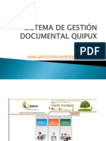 Sistema de Gestión Documental Quipux