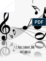 Psalm 146 - Praise the Lord, My Soul (Notation)