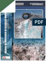 Manual de Inventario Recursos Minerales