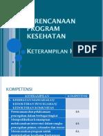 2 - Penjelasan CSL Perencanaan Program Kesehatan