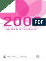 Agenda de La Comunicación España 2009