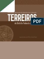 Inventário Nacional de Referencias Culturais Terreiros do Distrito Federal e Entorno
