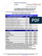 Importancia del FCAS CIV