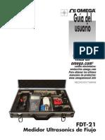 Medidor Ultrasónico M5011es