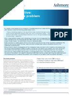 Passive is Active- The EM Index Problem 2017