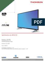 40fa3103 Product Sheets