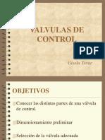 Presentacion Valvula de Control