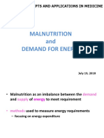 12. Malnutrition