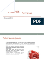 Jamones-Serranos