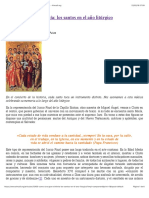 Como una gran sinfonía - los santos en el año litúrgico - Almudi.org