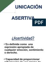 Comunicación Asertiva-charla Agosto