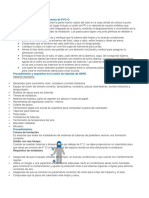 Procedimiento de Unión de Tuberías de PVC