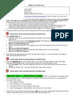 POGIL-style PhET Generator Simulation Analysis