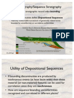 Allostratigraphy - Sequence Stratigraphy