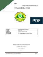 Sop Post Partum-praktik Lab