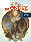 The Search for WondLa - Chapter 1 Excerpt (With Bonus)