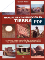 Manual Construccion en Tierra Minke