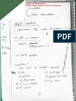 Selenium Notes Testing Tools software