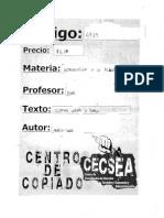 EL PODER SOCIAL - IGNACIO MARTÍN BARÓ