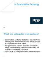 Enterprise information system (ICT)