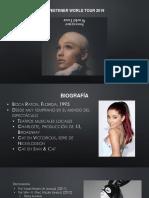 Ariana Ppt