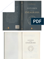 J.G. Bennett Estudios Sobre El Eneagrama