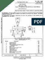 Charpy Impack Test1757-1988