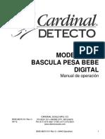 Detecto 8440 Om