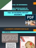 Caso Clinico ACV Isquemico
