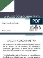 ANÁLISIS COULOMBIMÉTRICOlabo