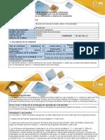 Guía de Actividades y Rúbrica de Evaluación - Actividad 3_Taller de Análisis Situacional