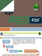 Materi Kks - Desa Siaga Provinsi