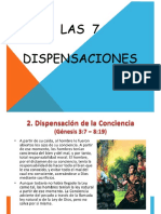 Las Dispensaciones
