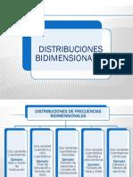 Estadística Distribuciones Bidimensionales