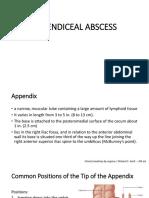 Appendiceal Abscess Ef Fix