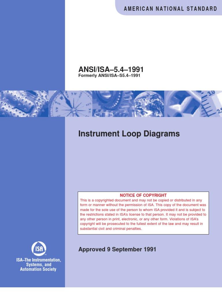 5 4 Instrument Loop Diagrams 1