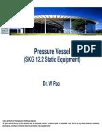 Lec 4 - PressureVessel