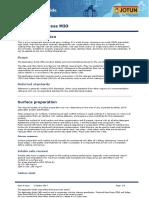 Penguard Mio Application Guide