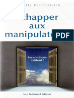 Christel Petitcollin 2007 Echapper Aux Manipulateurs 1500126699220