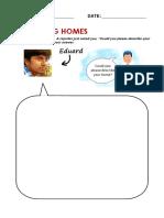 5. Describing Homes