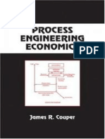 Process Engineering Economics - Couper