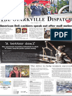 Starkville Dispatch eEdition 11-11-18