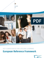 Competencias Clave para el Aprendizaje a lo largo de la vida