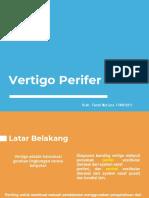 Vertigo Perifer Farah.pptx