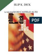Philip K. Dick - O Homem Do Castelo Alto - Www.osninjas.info - By Fhernnando