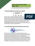 MATERI LJK_Standar Organisasi Internasional Dalam Bidang Komunikasi Data