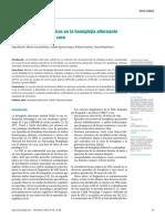 Deficits Neuropsicologicos en La Encefalopatia Alternante Infantil